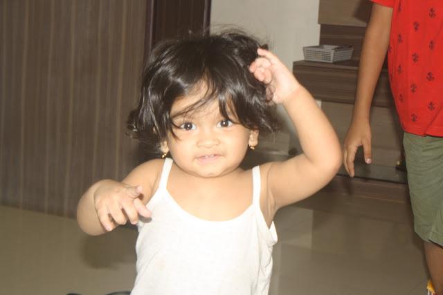 Jawal Ceremony aka First Haircut
