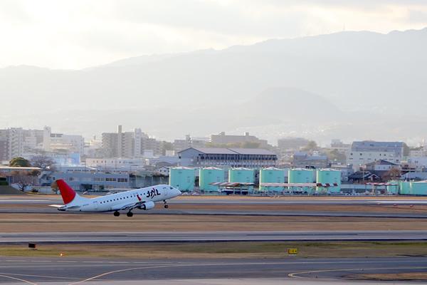 大阪国際空港(伊丹空港)<大阪 豊中・兵庫 伊丹>