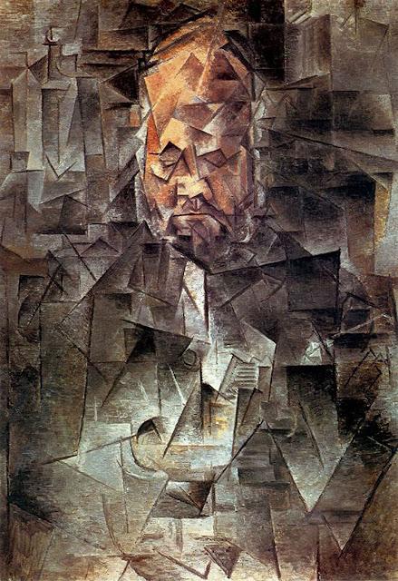 Retrato de Ambroise Vollard - Picasso