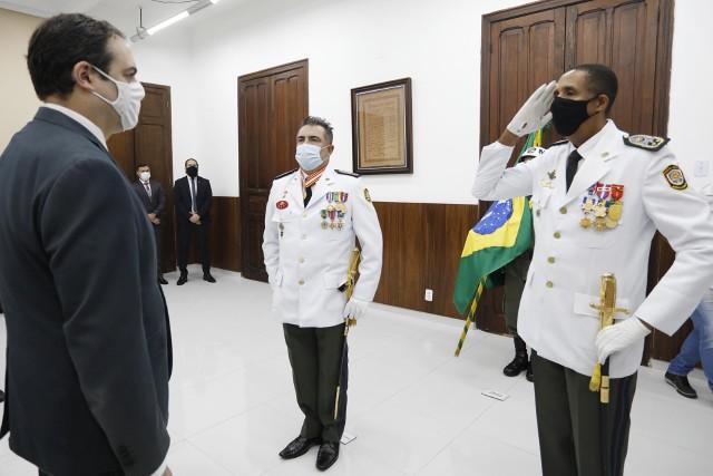 Secretaria de Defesa Social de Pernambuco tem novo comando