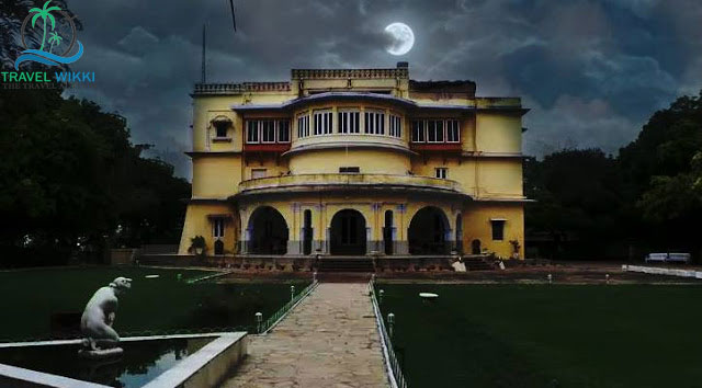 Horrible haunted Brijraj Bhavan Palace In Kota, Rajasthan