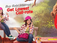 Robi 150MB internet data at Tk. 45 with lowest 25 poisha/min call rate any Robi numbers