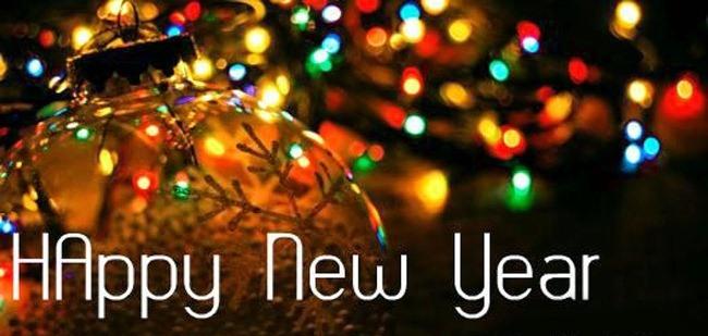 new year 2018 decoration photo