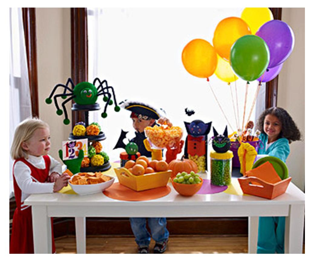 It's Written on the Wall: Fun Halloween Crafts and Party Ideas for ...