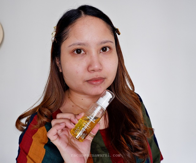 Review Indoganic Camellia Deep Cleansing Oil, Luxurious Cleanser Dari Brand Lokal