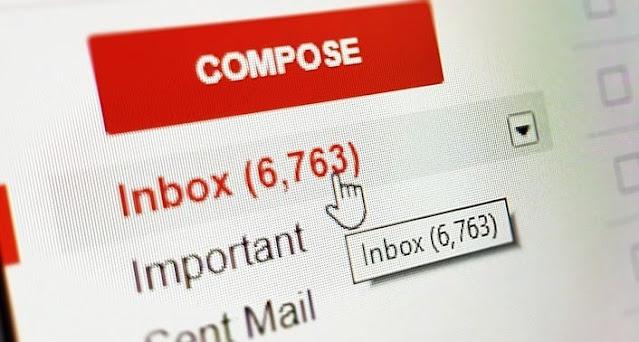 Cara Mengosong Kapasitas Gmail yang Sudah Penuh