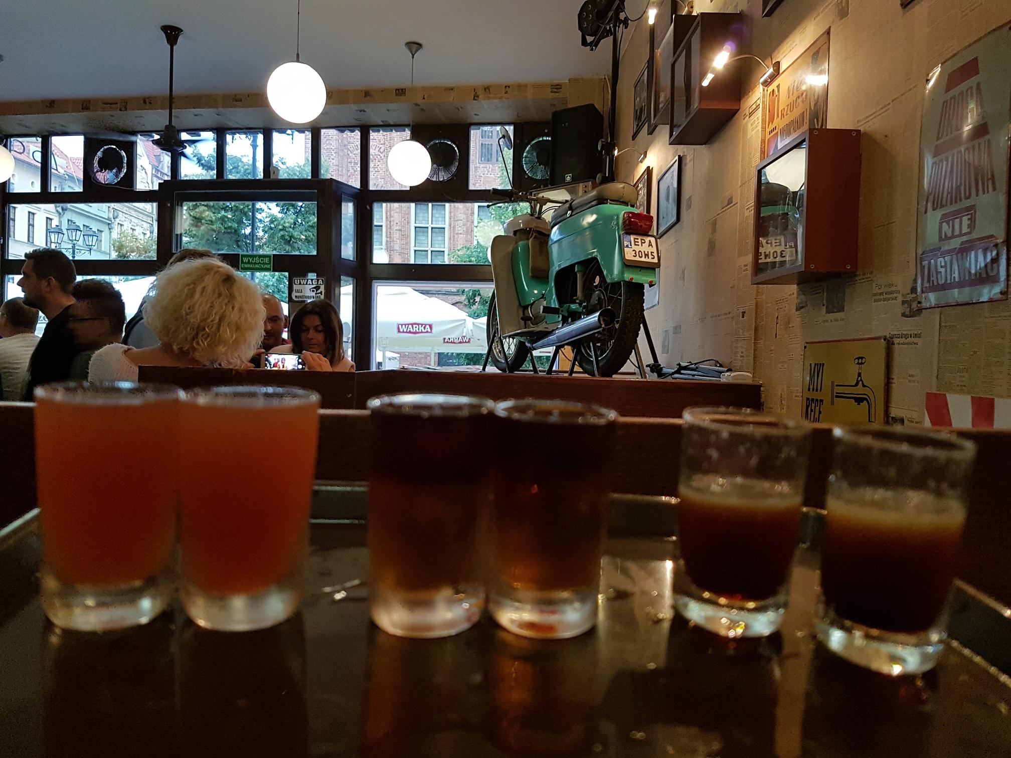 Pijalnia Wódki w Toruniu