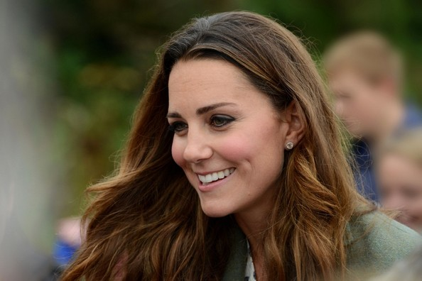 The Duke and Duchess Of Cambridge  Start The Ring O'Fire Anglesey Coastal Ultra Marathon