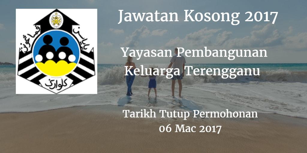 Jawatan Kosong YPKT 06 Mac 2017