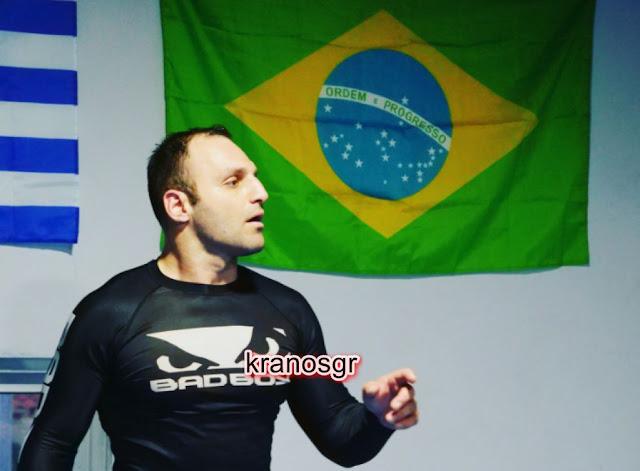 Ένας ΕΠΟΠ Επιλοχίας Πρωταθλητής του Brazilian jiu jitsu