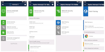 Sophos Mobile Security - MasBasyir.Com