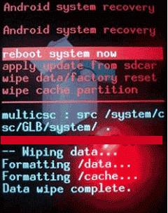 Cara Atasi Lupa Pola Samsung Galaxy S2
