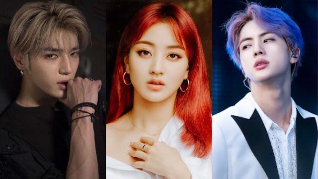 Temelde gruplarının ebeveynleri olan 9 sevimli K-Pop idolü