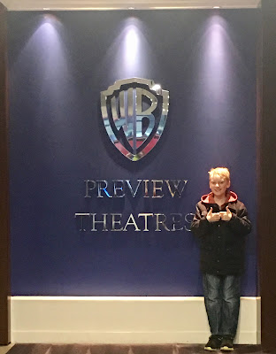 Warner Bros Preview Theatres London