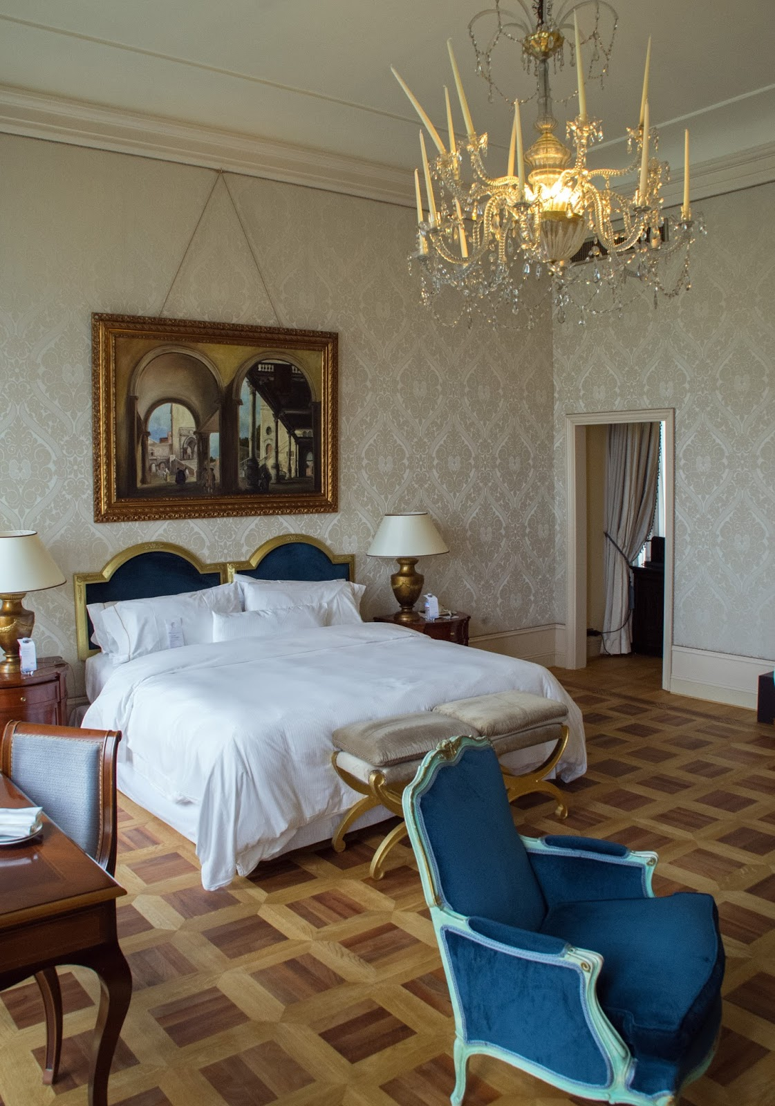 Westin Europa & Regina Venice Luxurious Room