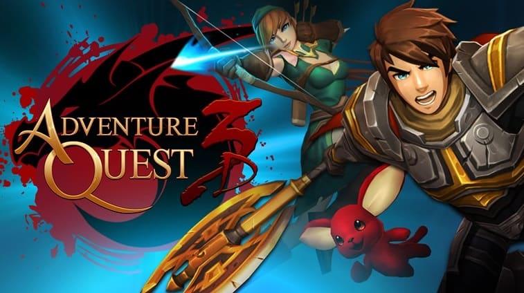 أفضل-العاب-اون-لاين-للكمبيوتر-بدون-تحميل-لعبة-AdventureQuest-Worlds