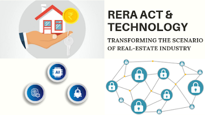 blockchain in rera act