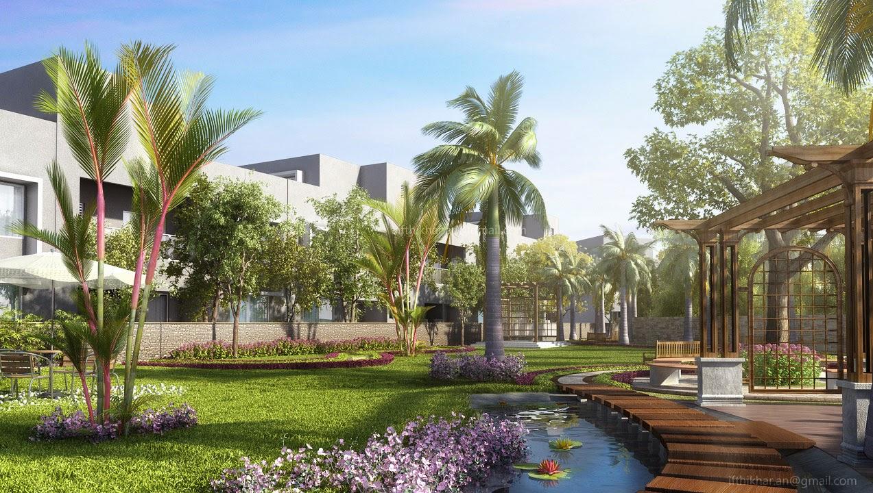 Exterior: .:Stare:.: Modern Contemporary Landscape Designs In 3dsmax