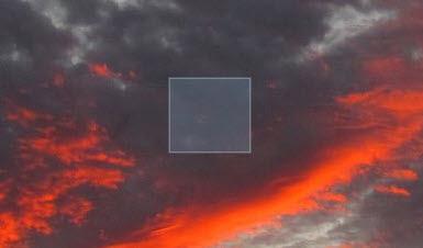 cartella invisibile nel desktop
