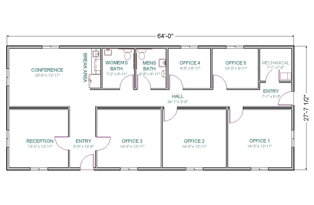 Foundation Dezin & Decor...: Office Floor Plans.