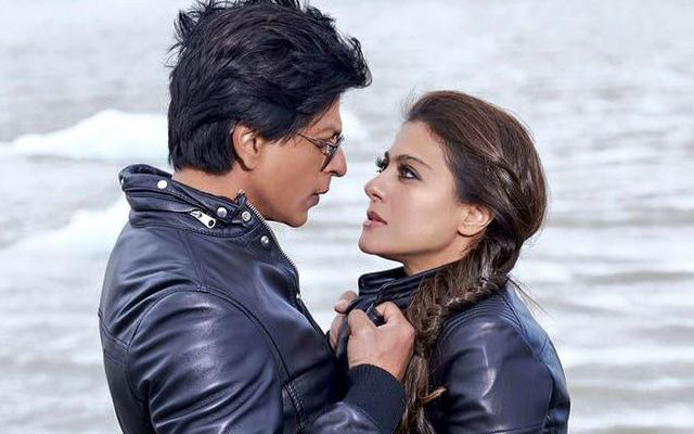SRK and Kajol reigniting their old magic in Dilwale