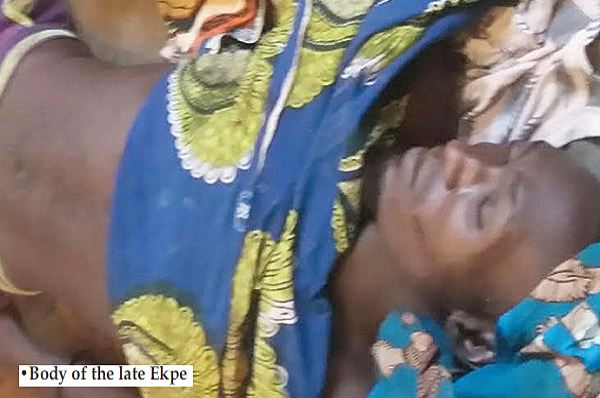 Woman Poisons Her Husband To Death, Chops Off His Manhood in Nasarawa