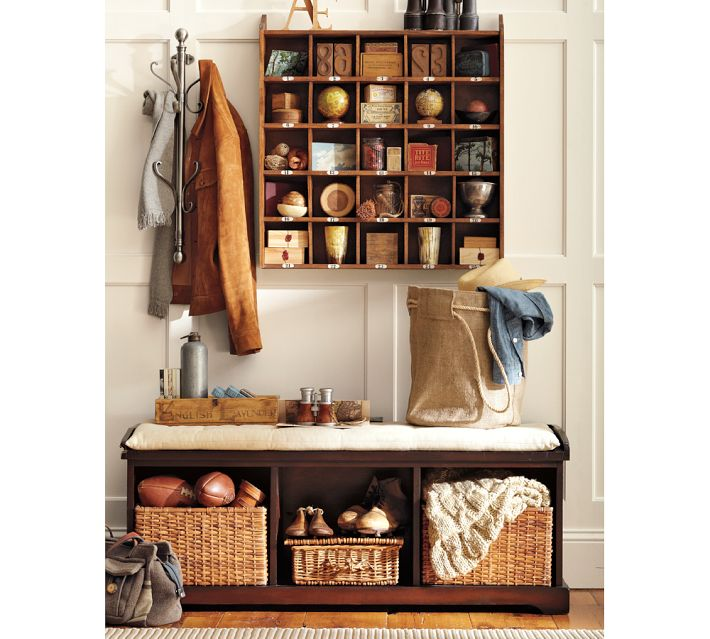 Entry On Pinterest Entryway Pottery Barn And Storage