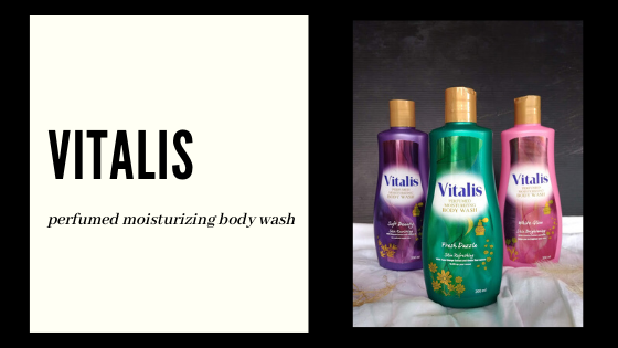 Review Vitalis Body Wash