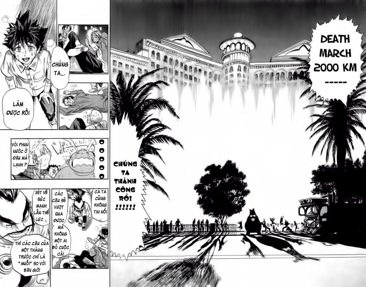 Eyeshield 21 chapter 87 trang 6