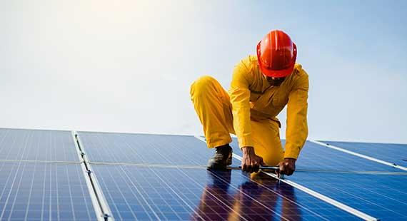 Solar Power System in Erode
