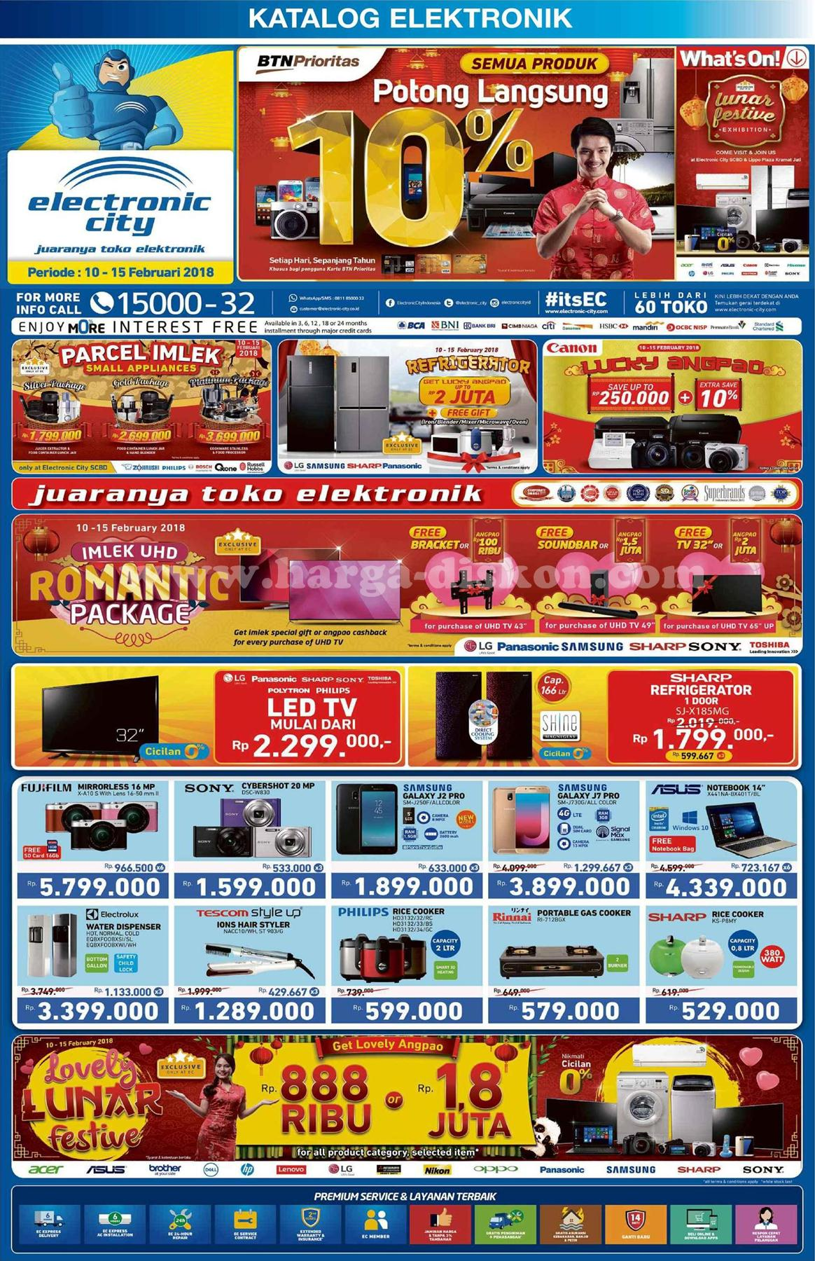 harga diskon katalog promo electronic city terbaru. Black Bedroom Furniture Sets. Home Design Ideas