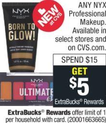 Any NYX Professional Makeup