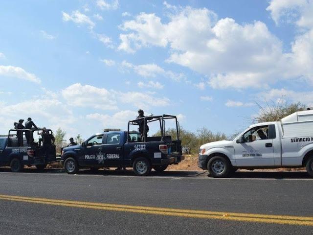 """Capo """"La Macana"""" habría estado entre los 15 muertos hallados en camioneta clonada de la Marina en Michoacán"""