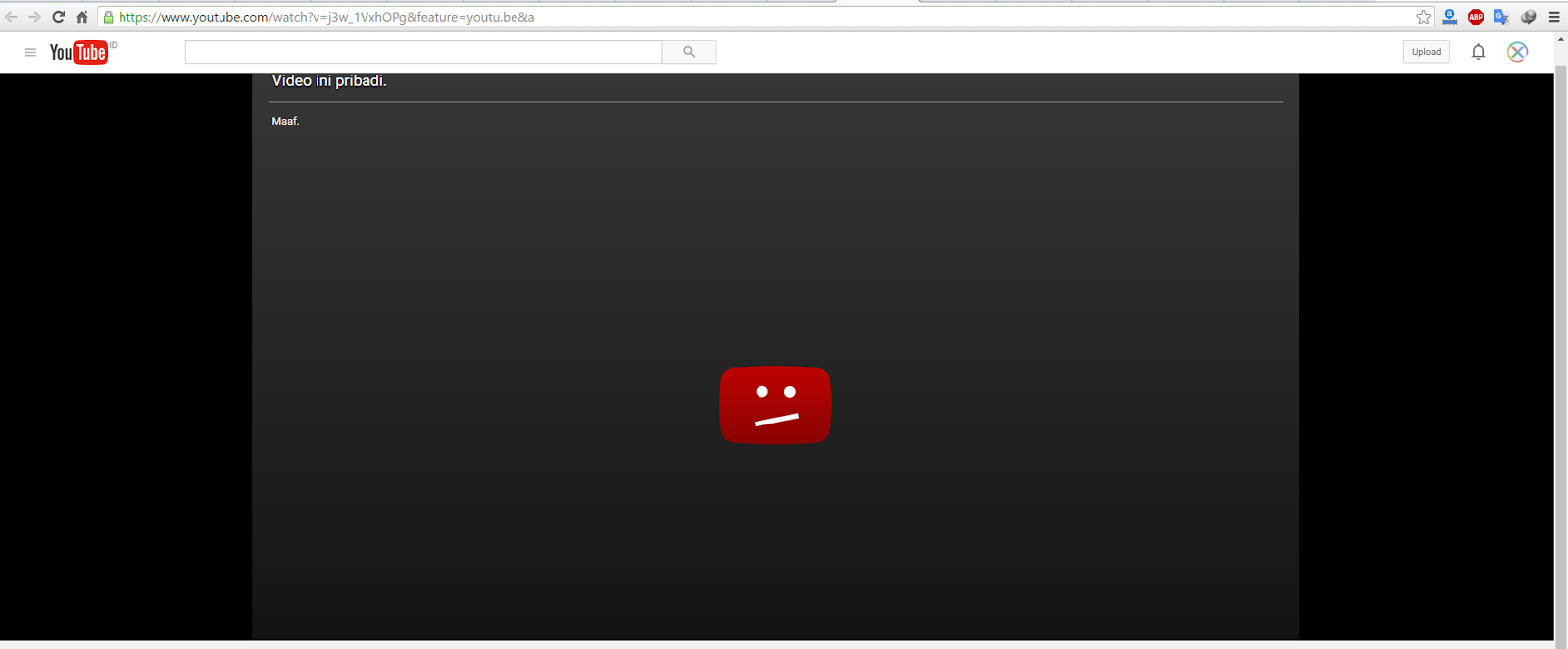 Video I'm Sorry Laurentius Rando Di DELETE #SALAHBELI BEATBOXNESIA