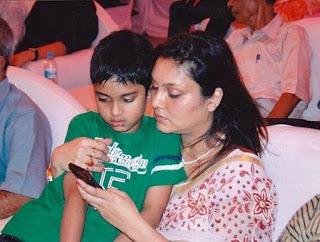 Nandil Sarma and Riniki Bhuyan Sarma