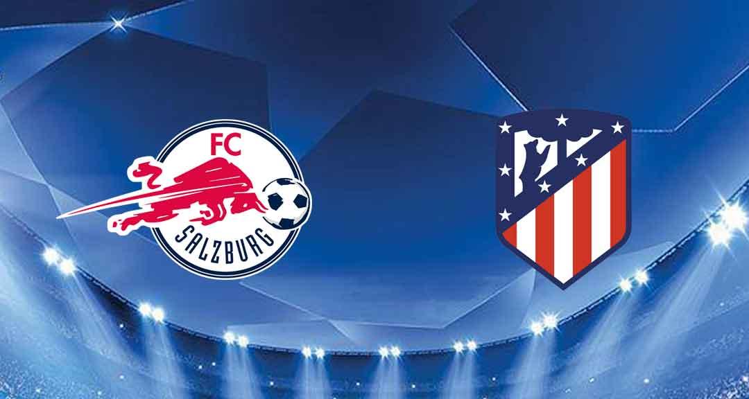بث مباشر مباراة اتلتيكو مدريد وريد بول سالزبورج