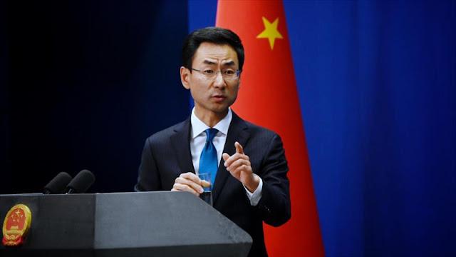 Pekín a Trump: su enemigo es el coronavirus, no China