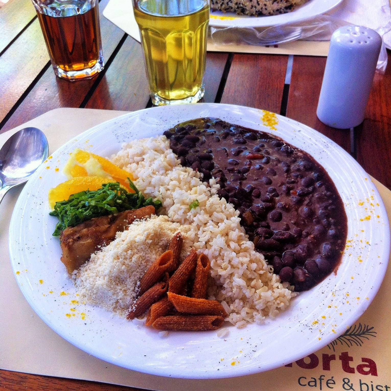 Brazilian culture food