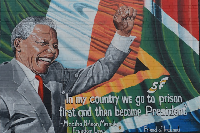 Here are Some words that Nelson Mandela shared about the art of possibility !