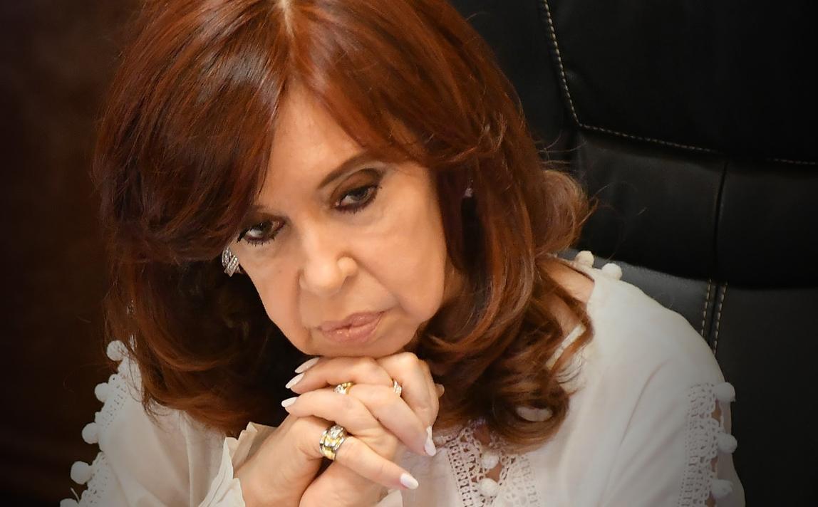 """Cristina Kirchner, a la oposición en el Senado: """"Es increíble lo maleducados que son"""""""
