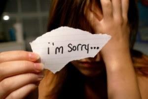 maafkan aku