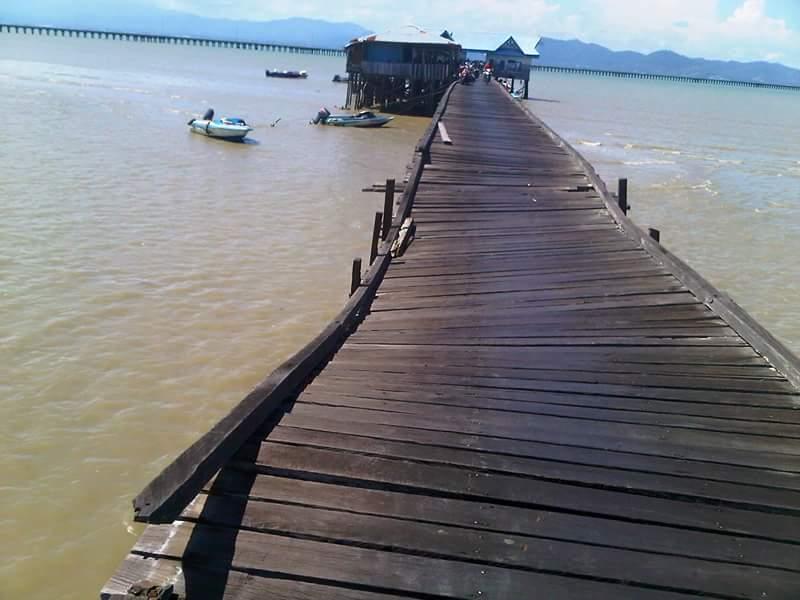 Miliaran Rupiah Uang Warga Pulau Sebatik Beredar Di
