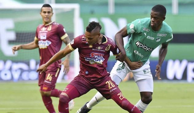 ¡Lo tumbaron los barrabravas! Juego entre Deportivo Cali y Deportes Tolima en Medellín fue aplazado, por amenazas de saboteo