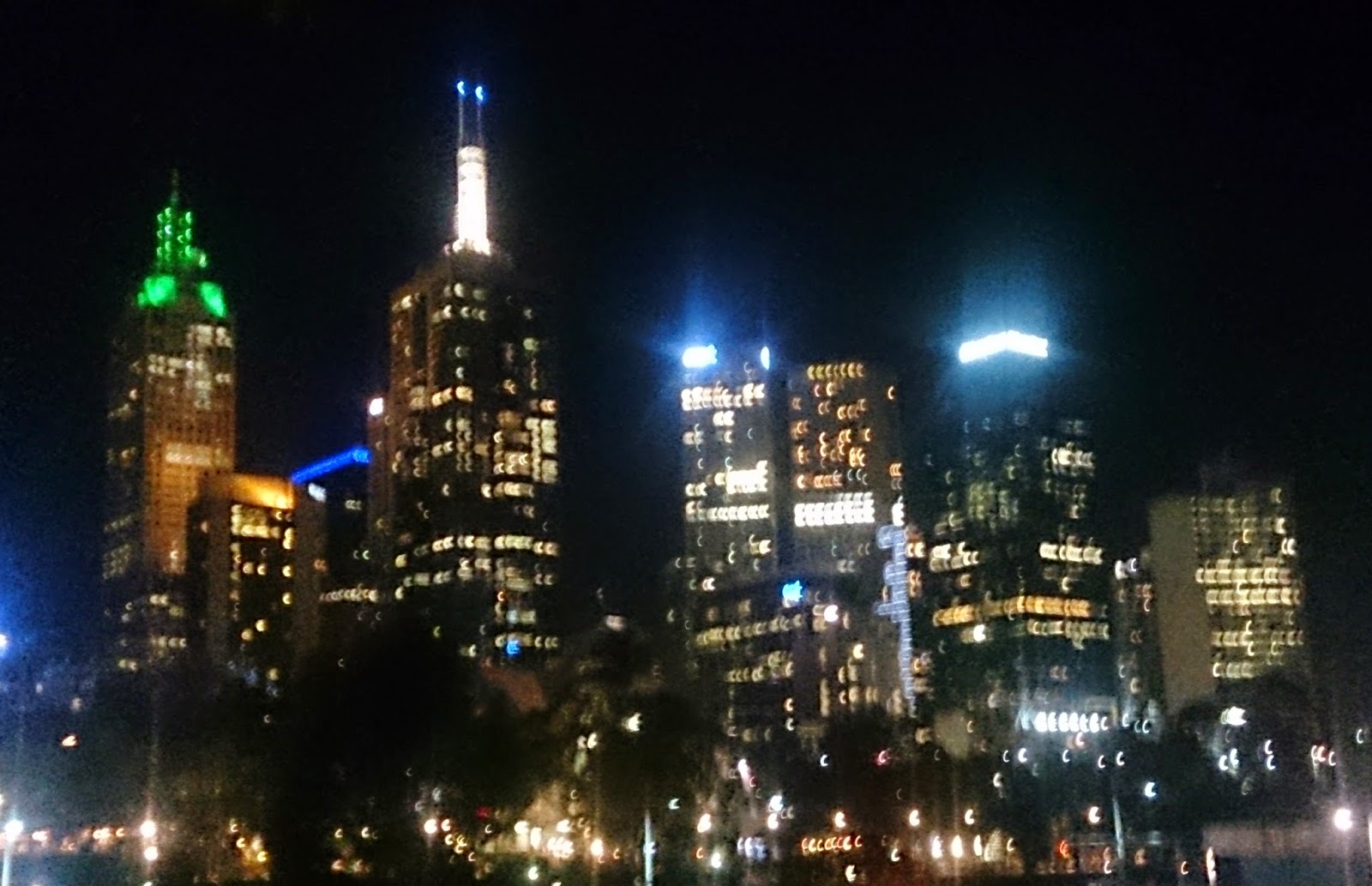Melbourne Alight