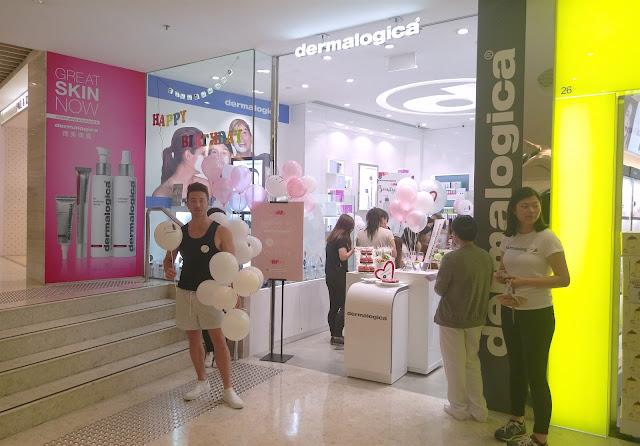 >> 看完示範會喜歡的產品*美牌 Dermalogica X Dearbeauty 沙田概念店 1 歲生日派對