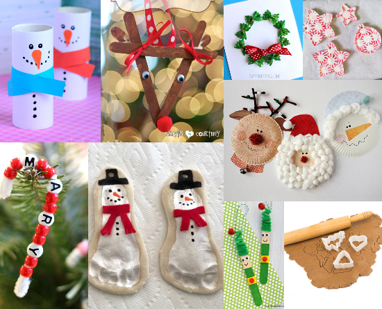 fun kids' christmas craft ideas