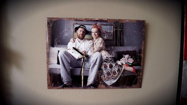 HOME: Pomysł na oryginalny i niedrogi prezent dla każdego – zegar ze zdjęciem!