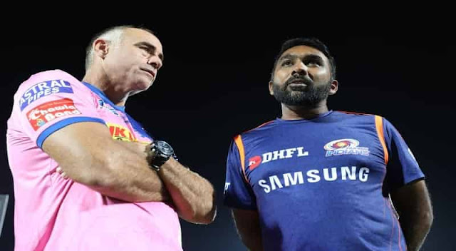 IPL Coaches 2020