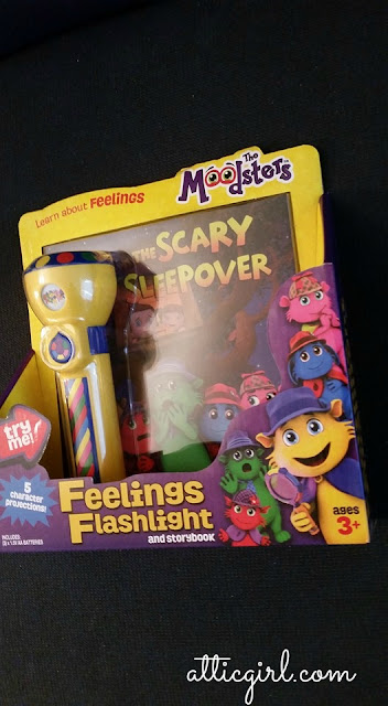 The Moodsters Feelings Flashlight
