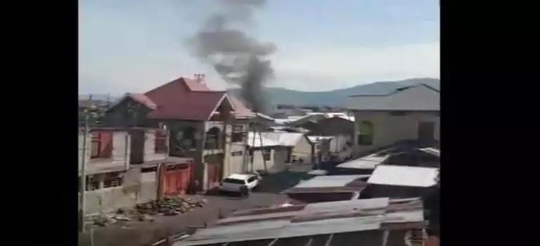 Αεροπλάνο απογειώθηκε και… έπεσε πάνω σε σπίτια! 29 νεκροί – video